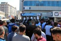 PASSOLİG - Erzurum'da Beşiktaş Maçı Biletlerine Yoğun İlgi