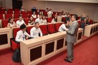 ALTıNDAĞ BELEDIYESI - Gagavuz Öğrencilerden Altındağ Çıkarması