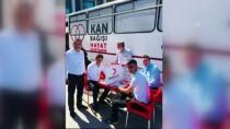 MEHMET GÜNAYDıN - Hastane Personelinden Kan Bağışına Klipli Destek