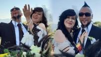 HAYKO CEPKİN - Hayko Cepkin Kuşadası'nda Evlendi
