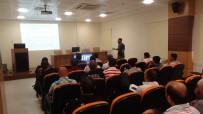 KRİZ YÖNETİMİ - HRÜ Tıp'ta Güvenlik Görevlilerine Eğitim