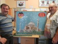 SELIMIYE CAMII - İtalyan Ustadan DİTİB Camisine Anlamlı Hediye