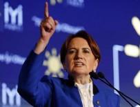 PARTİ ÜYESİ - İYİ Parti'de istifa şoku!