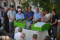 Kalp Krizi Geçiren Belediye Meclis Üyesi, Törenle Son Yolculuğuna Uğurlandı