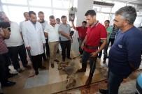 SERVİS ARACI - Kurban Kesiminde VIP Hizmet