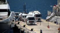 ÖZEL TASARIM - Lüks Motoryata 192 Bin Litre Yakıt İkmali