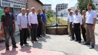 YAZ MEVSİMİ - Mahalle Sakinlerinden DSİ'ye Tepki
