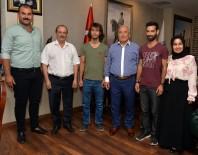 EŞIT AĞıRLıK - Mersin'de Belediye Kursuna Katılan Öğrencilerin YKS Başarısı