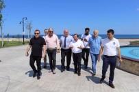 GİRESUN - Milletvekili Öztürk'ten 'Botanik Bahçeye, Fındık Durağı' Önerisi