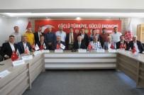 AK PARTİ İL BAŞKANI - Niğde'de STK'lardan Ortak Basın Bildirisi