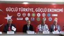 MUSTAFA ÜNAL - Niğde'deki STK'lardan Türk Lirasına Destek