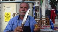 PÜF NOKTASı - (Özel) Kurban Bıçakları Bileniyor