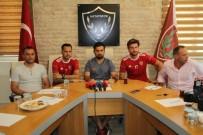 GENÇLERBIRLIĞI - Palut Açıklaması '3 Futbolcu Daha Transfer Edeceğiz'