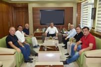 İSMAIL BILEN - Sanayicilerden Başkan Çerçi'ye Teşekkür