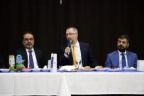 ARAŞTIRMA KOMİSYONU - SAÜ Yönetimi Basınla Bir Araya Geldi