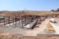 GÖKÇEBAĞ - Siirt'te Yeni Mezbahane Çalışmaları Devam Ediyor