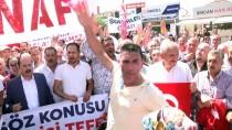 ESNAF ODASI - Şoförlerden Türk Lirasına Destek