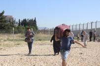 FIRAT KALKANI - Suriyeliler Ülkelerine Gitmek İçin 'Depar' Attı