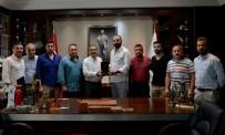AHMET ATAÇ - Taraftar Birliği'nden Başkan Ataç'a Teşekkür
