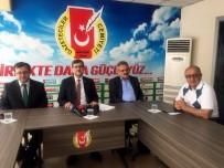 SÜLEYMAN ARSLAN - TİHEK Başkanı Arslan Açıklaması 'İnsan Haklarının Her Alanı İle İlgileniyoruz'