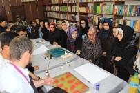 İNGILIZCE - TİKA'dan Afganistan'da Türk Ebru Kursu