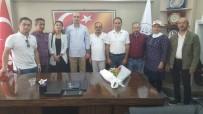 TÜRKIYE GAZETECILER FEDERASYONU - Tokat Adliyesinden Medyaya Büro Tahsisi