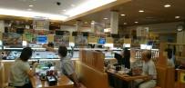 Tokyo'nun Garsonsuz 'Jetgil' Restoranları
