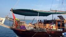 ARNAVUT - Türk Girişimciden Karadağ'da Tekne Turu
