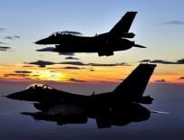 BAĞDAT - Türk savaş uçakları Sincar'da PKK kamplarını vuruyor