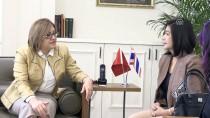 FATMA ŞAHIN - 'Türkiye'ye Gelecek Taylandlı Sayısının Artmasını Bekliyoruz'