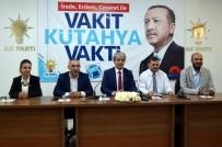 GENÇLİK KOLLARI - 'Türkiye'yi Lider Ülke Yapma Hedefimize Kararlılıkla Yürüyeceğiz'