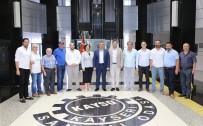 MESLEK LİSELERİ - 'Ülke Olarak Olmazsa Olmazımız Üretim Ve İhracattır'