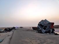 UMMAN - Umman'da Trafik Kazası Açıklaması 7 Ölü