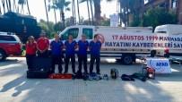 KRİZ YÖNETİMİ - AFAD 17 Ağustos Depremi'nin Yıl Dönümünde Adanalıları Bilinçlendirdi
