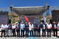 AHMET ÇAKıR - AK Parti Heyetinden Kuluncak'a Ziyaret
