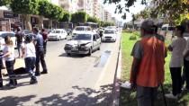 ÜST GEÇİT - Antalya'da Otomobilin Çarptığı Kadın Öldü