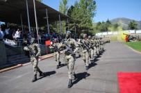 KOMANDO OKULU - Asteğmenler Ant İçti