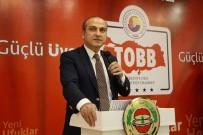 KIRLANGIÇ - ATSO Başkanı Kırlangıç Açıklaması 'Yerli Malı Ürünler Tercih Edilmeli'