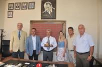 HALK OTOBÜSÜ - Aydın'da Ayın Şoförüne Ödülünü Bozkurt Verdi