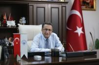 Başkan Saka; 'Birlik Beraberlik İçinde Mutlu Ve Huzurlu Bayramlar Diliyorum'