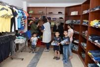 YARDIM MALZEMESİ - Başkan Tiryaki'den Çocuklara Bayram Hediyesi