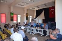 DEMİRYOLLARI - Başkan Yaman TCDD Yetkilileri İle Bir Araya Geldi