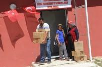 ABDULSELAM ÖZTÜRK - Bayram Öncesi Yoksullara Yardım Eli