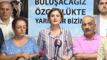 İSTANBUL İL BAŞKANLIĞI - Berberoğlu Ve Erdem'e Destek Açıklaması