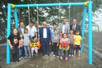 DOSTLUK KÖPRÜSÜ - Beylikdüzü'nden Kardeş Düzköy Belediyesi'ne Gençlik Parkı