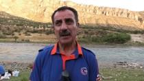 MOTORİZE EKİP - Botan Çayı'nda Boğulmalara Karşı Önlem