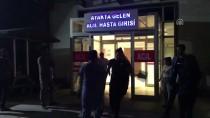 112 ACİL SERVİS - Bursa'da Trafik Kazası Açıklaması 1 Ölü, 5 Yaralı