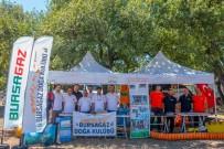 KUŞ YUVASI - Bursagaz, Hamak Festivali'ne Renk Kattı