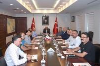 MAHMUT DEMIRTAŞ - Ceyhan OSB'nin Faaliyete Geçmesi İçin Yapılan Çalışmalar Değerlendirildi