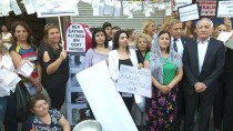 MILLI EĞITIM BAKANı - CHP Ankara İl Başkanlığı, 'Tepki' İçin Toplandı